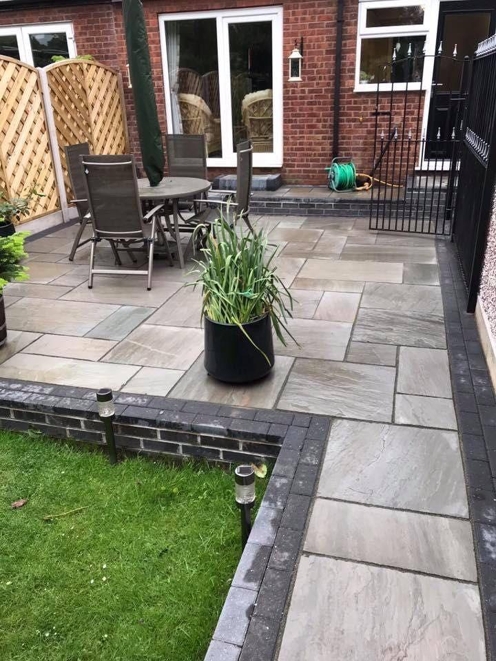 Albion Paving   Albion   Landscaping   Garden Design ...