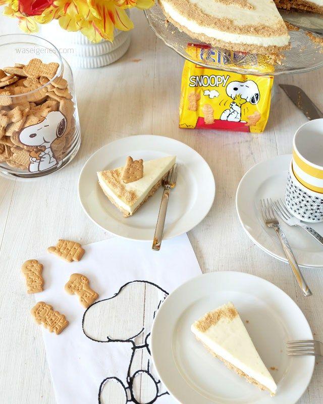Rezept No Bake Philadelphia Torte Mit Butterkeksboden Essen