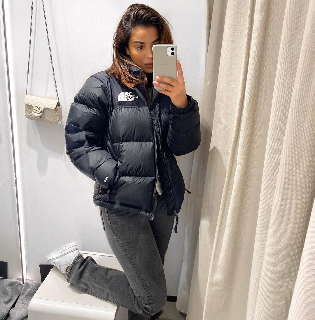 Pin By Dhia Ahmed On The North Face Puffer Jacket Outfit Fashion Inspo Outfits Outfits [ 1097 x 1080 Pixel ]
