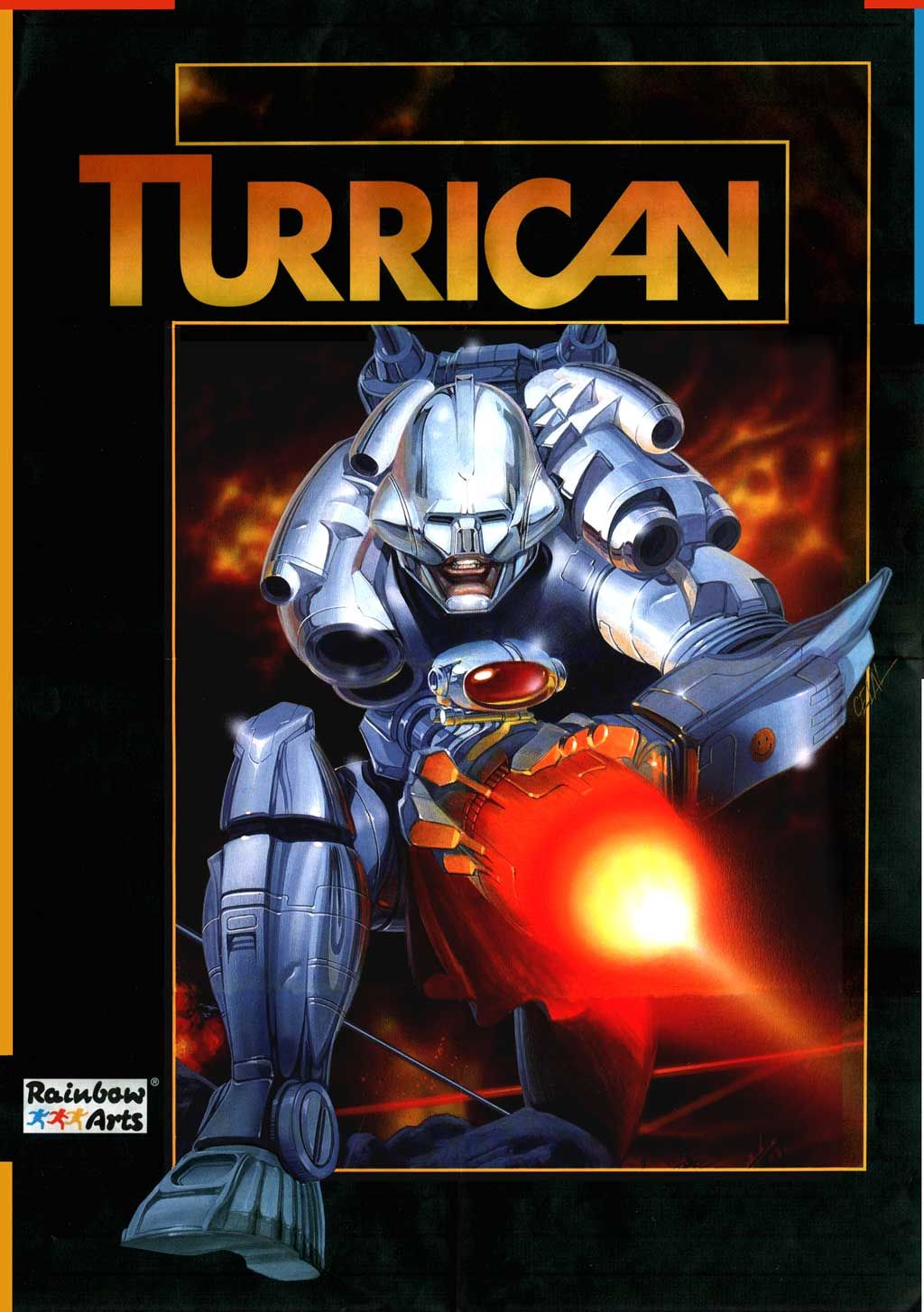 Turrican - My favorite Commodore 64 game of ALL TIME!   70s