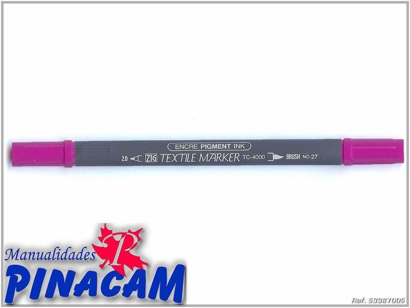 Disponemos de un gran surtido de rotuladores especiales para la pintura en tela. #manualidades #pinacam #pintura #tela                               www.manualidadespinacam.com