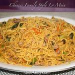 Family Style Asian Lo Mein Recipe