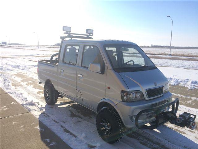 Japanese Mini Trucks | Custom 4x4 Off Road Mini Hunting Trucks