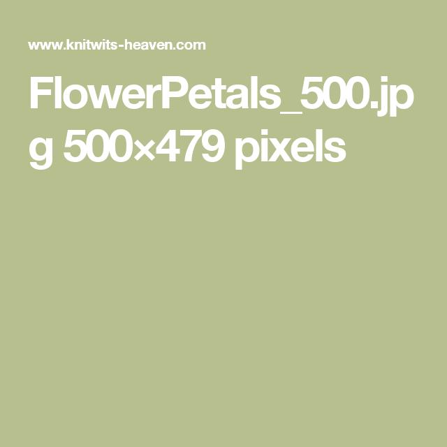 FlowerPetals_500.jpg 500×479 pixels