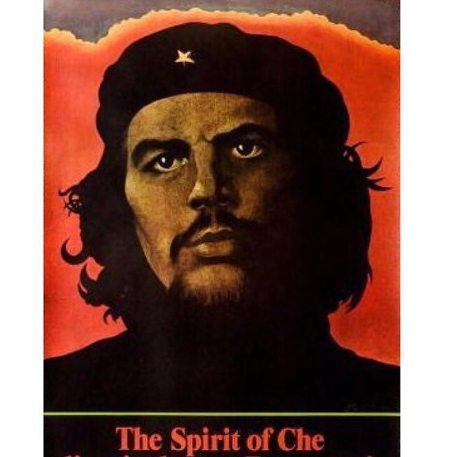 1977 Paul Davis Posters Paintings Book First Edition Che Guevara