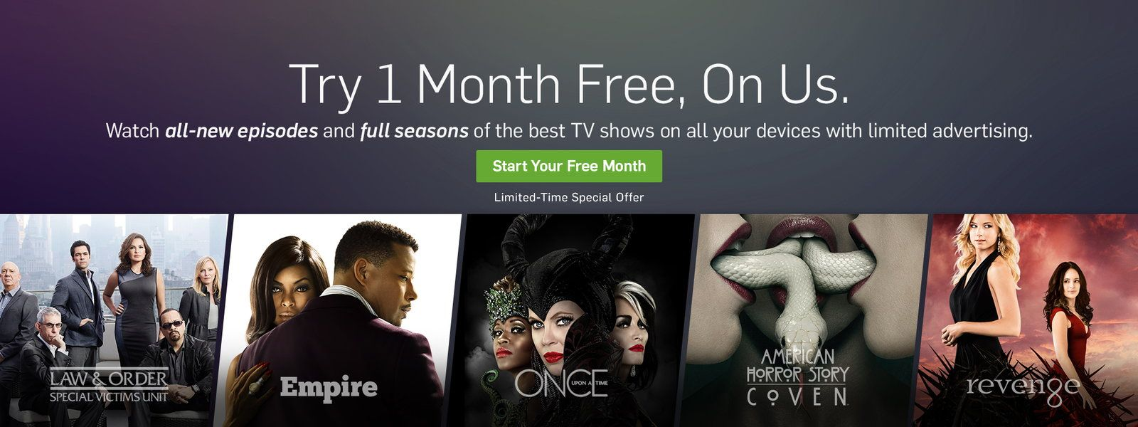 Free TV Shows and Movies Watch Your Favorite TV Episodes
