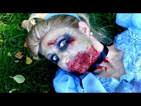 Zombie Disney Princess Music Video My Geeky And Nerdy Soul The