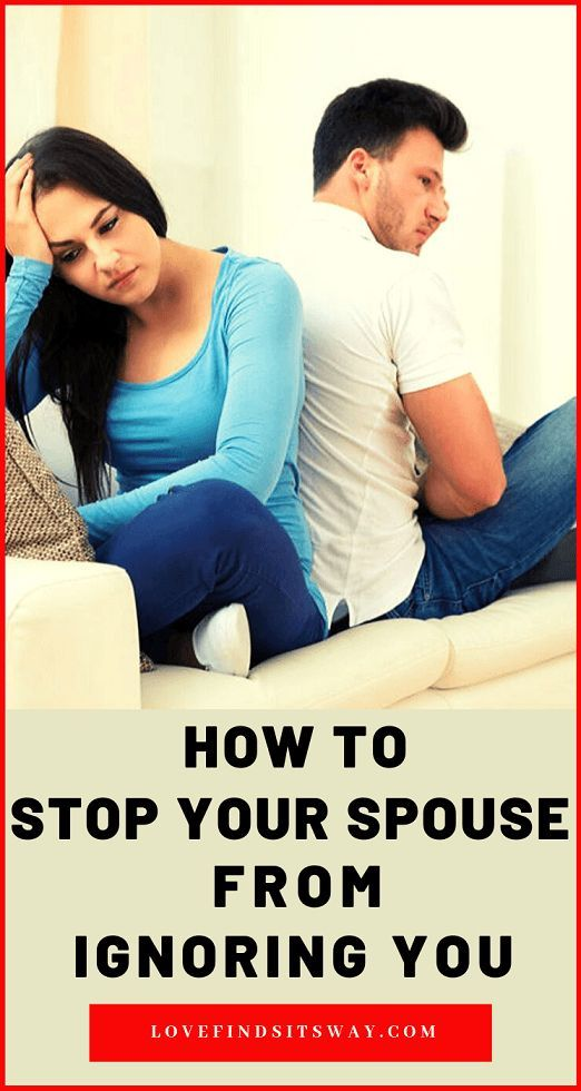 25 Warning Signs Your Man is Ignoring You [Time to Fix It