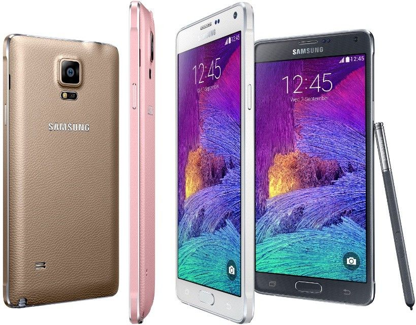 Update Samsung Galaxy Note 4 to Android 6 0 Marshmallow via