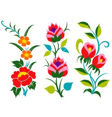 flower patterns floral designs pinterest flower patterns rh pinterest ca vector seamless flower pattern vector flower patterns background free download