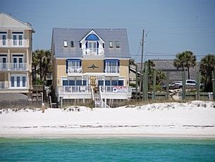 Good Size Lots Of Beds And BR But No Pool Beach House
