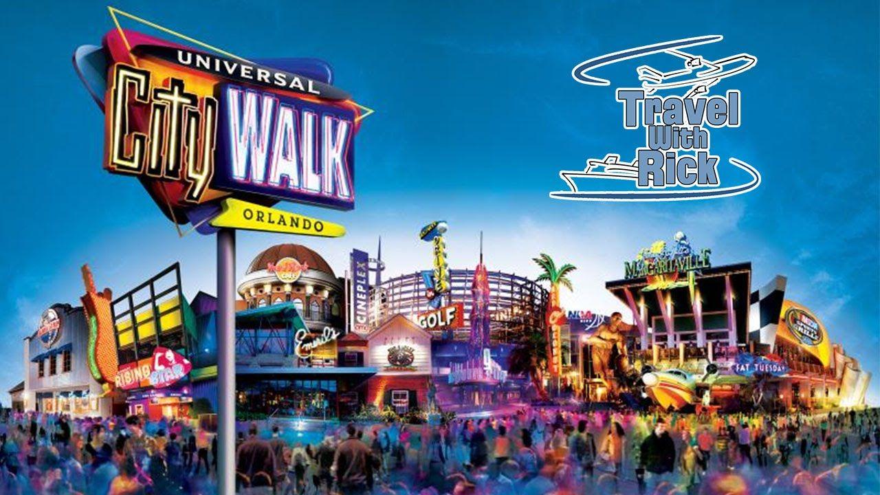 Universal CityWalk At Universal Orlando Resort Orlando