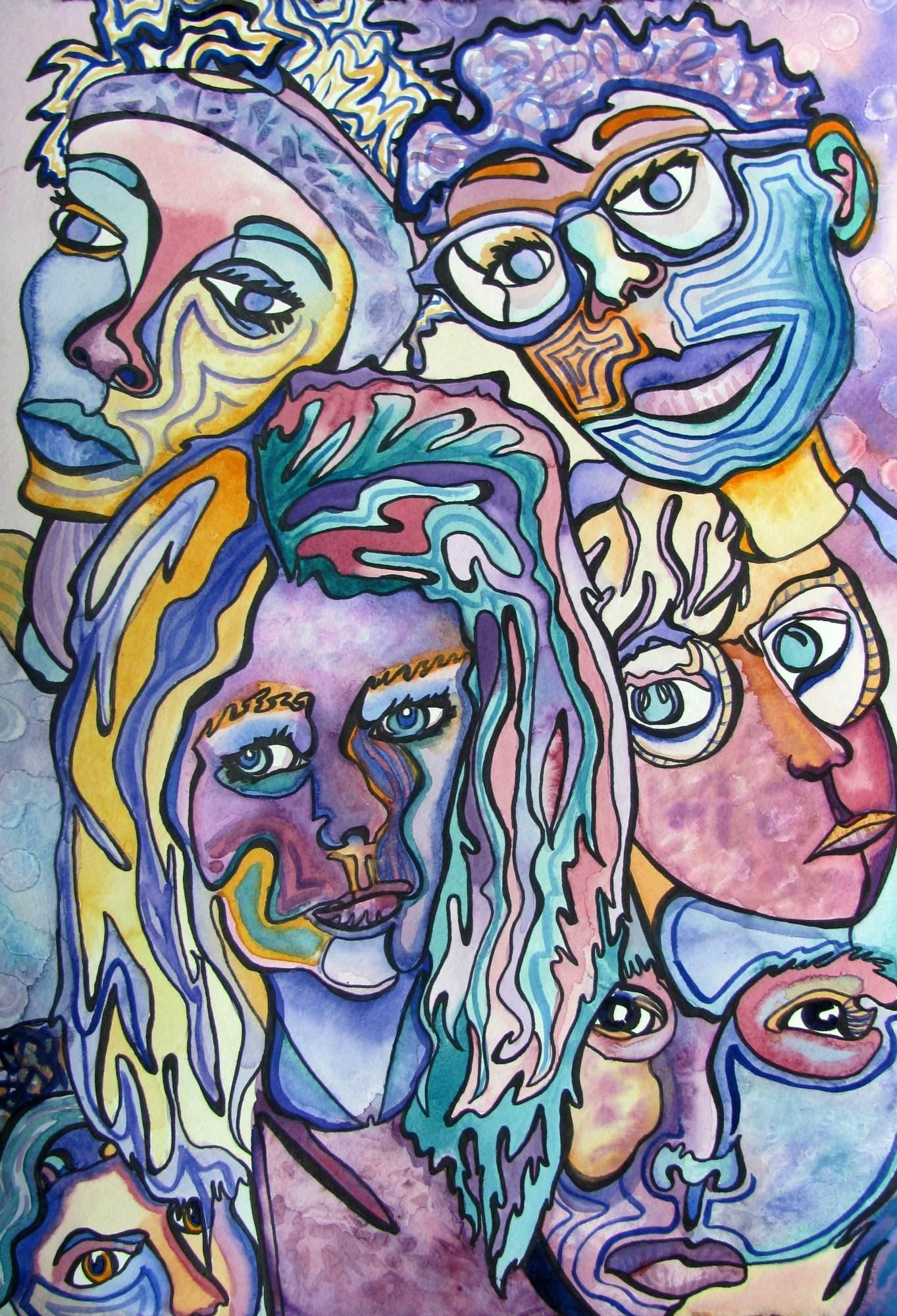 Artsonia T Shop Canvas Art