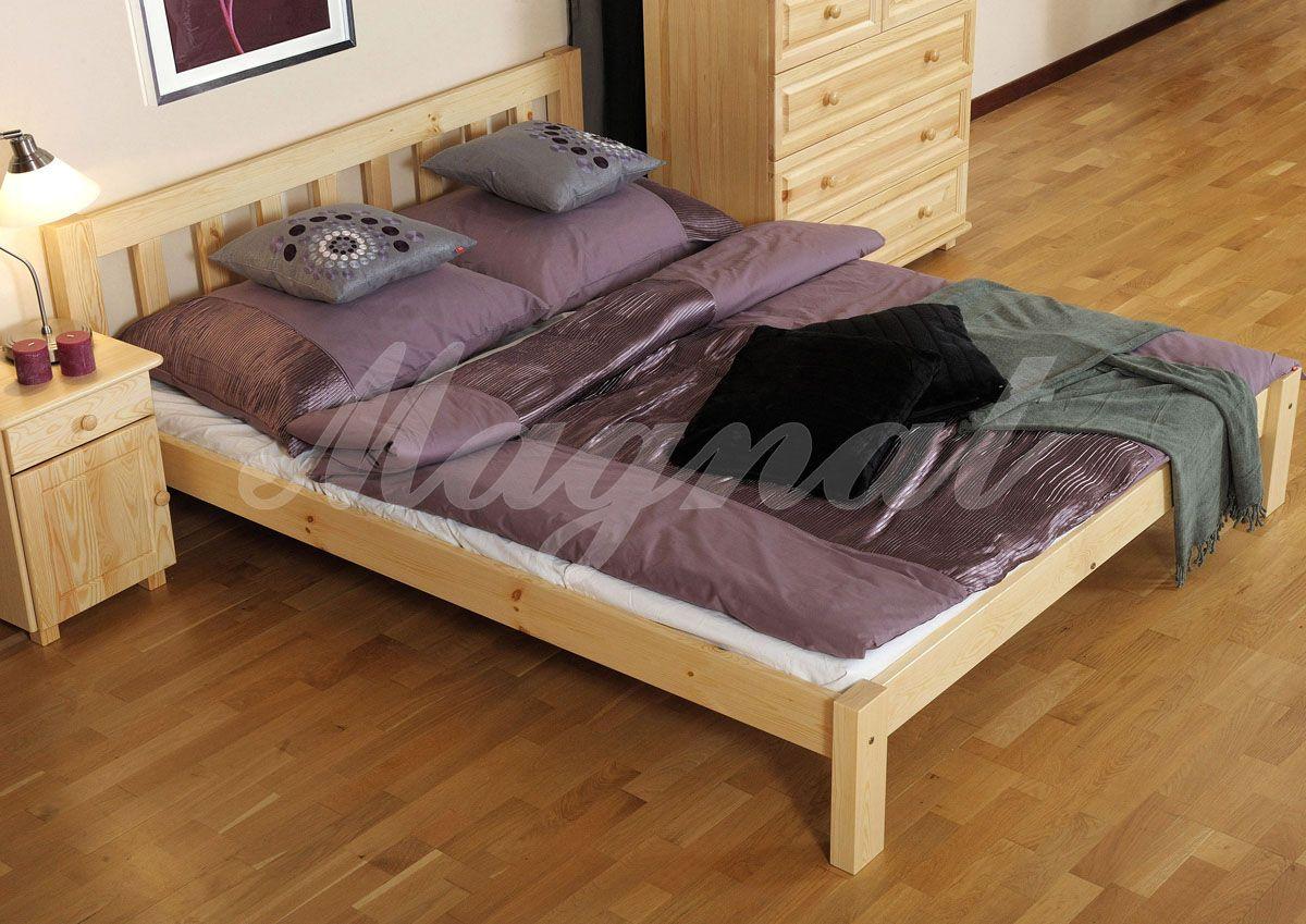 łóżko Drewniane 160 Ofelia Kolory Meble Magnat 5371225880