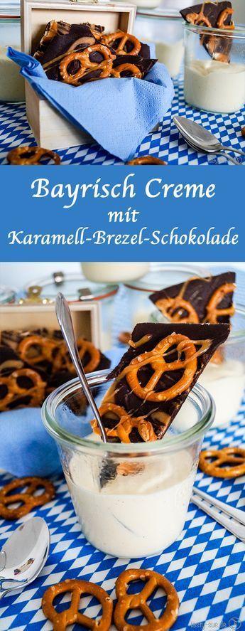 Bayrisch Creme - immer eine Sünde wert - Tasty-Sue #octoberfestfood