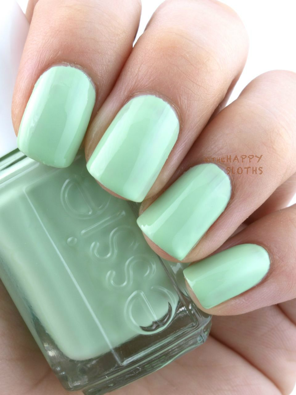 Going Guru (A Meditative Mint Lime) | Essie | Pinterest