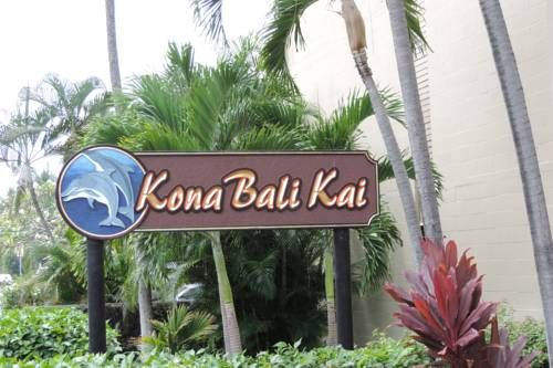 Apartment Kona Bali Kai Kailua-Kona (Big Island, Hawaii) Set in Kailua-Kona, this air-conditioned apartment is 5 km from Mauna Kea Summit. This apartment offers an outdoor pool and free WiFi.  There is a seating area and a kitchen. Towels and bed linen are available in this self-catering accommodation.