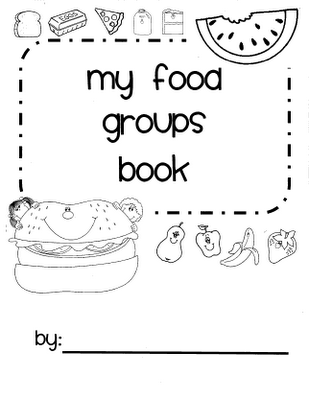 Food and Nutrition Theme Preschool Songs and Printables #healthyfood