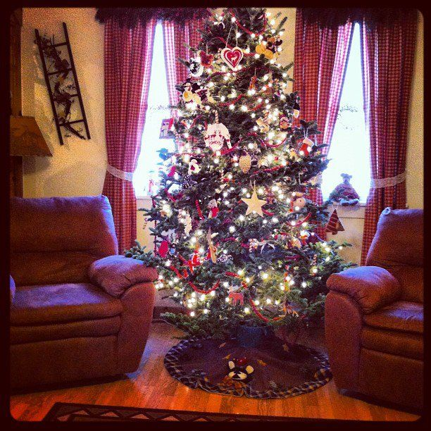 One Of The Many Beautiful Trees From Country Living