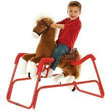 Rockin Rider Lucky Horse ~ BEST OFFER $40   Albany   Pinterest ...