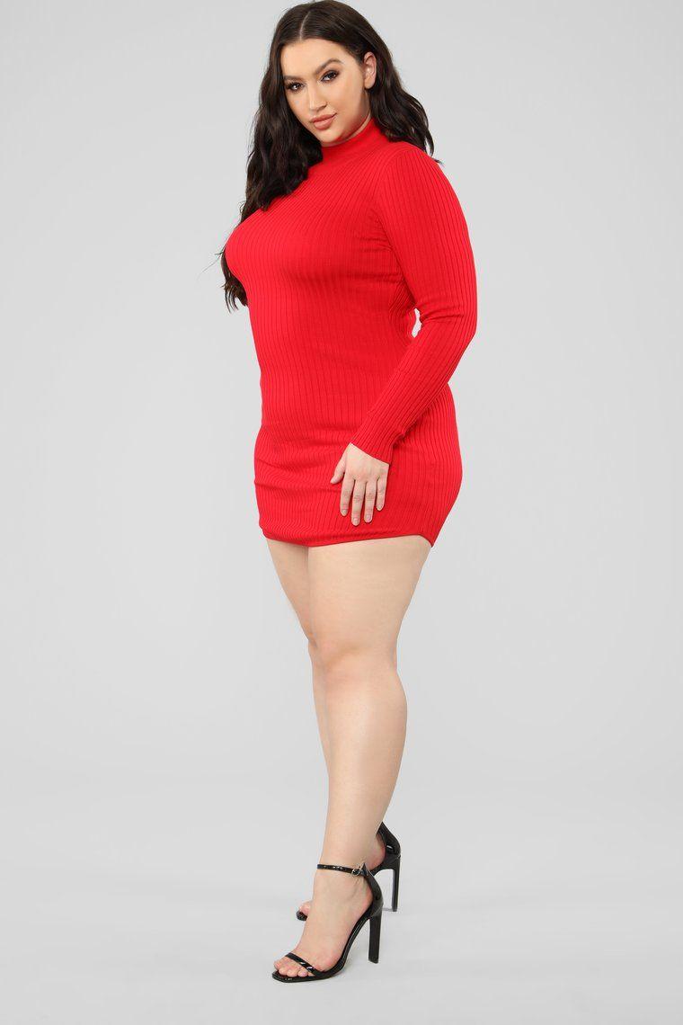 Chrystal Sweater Dress Red Sweater Dress Red Dress Girls In Mini Skirts [ 1140 x 760 Pixel ]