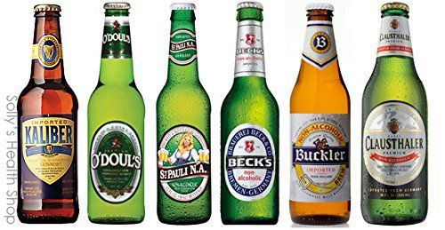 Non alcoholic beer variety pack includes six different non alcoholic beers solly 39 s health shop - How is non alcoholic beer made ...