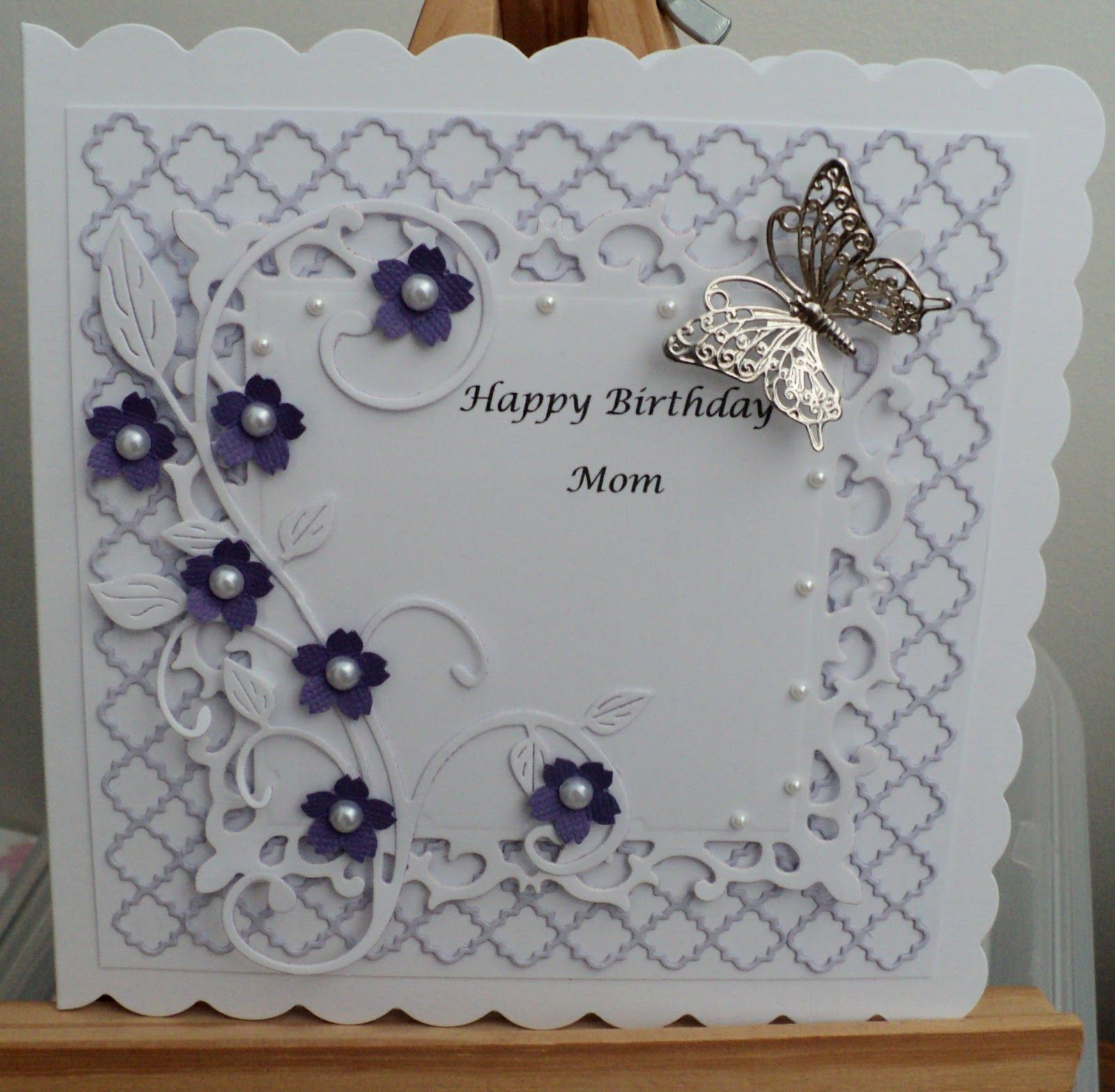 17 Best images about Birthday cards for her – Designs of Cards for Birthday