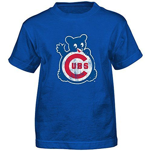 1558a763c Chicago Cubs Infant   Toddler   Youth 1968 T-Shirt by Majestic ...