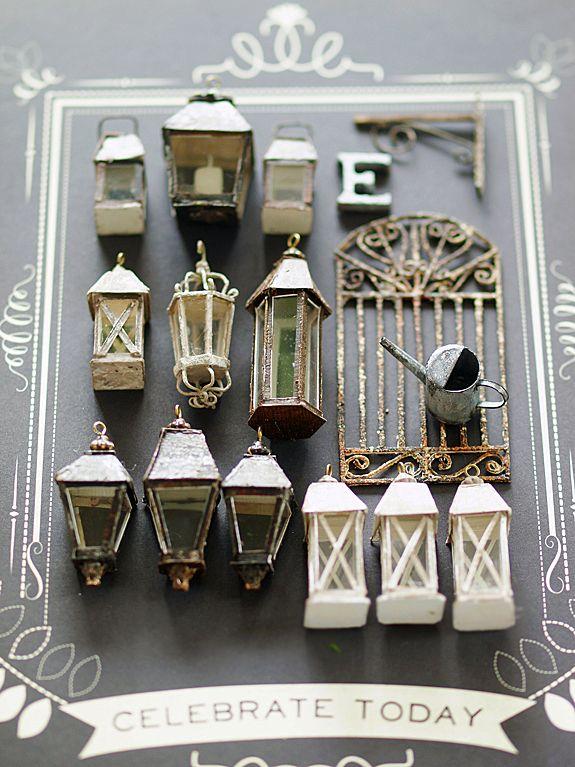 Life ~ handmade furniture of natural color Miniature making