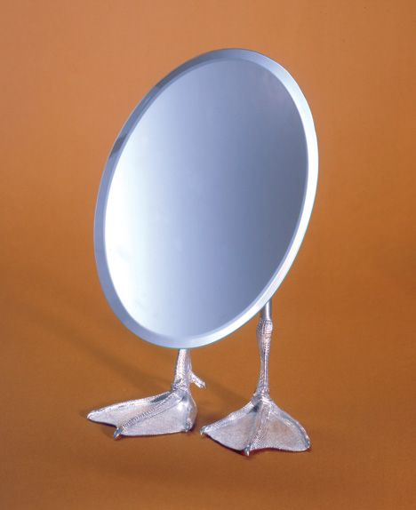 """Duck Mirror"" by David Dear"