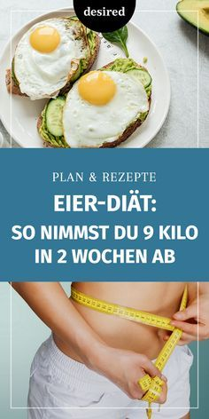 Eier-Diät: SO nimmst du 9 Kilo in 2 Wochen ab!