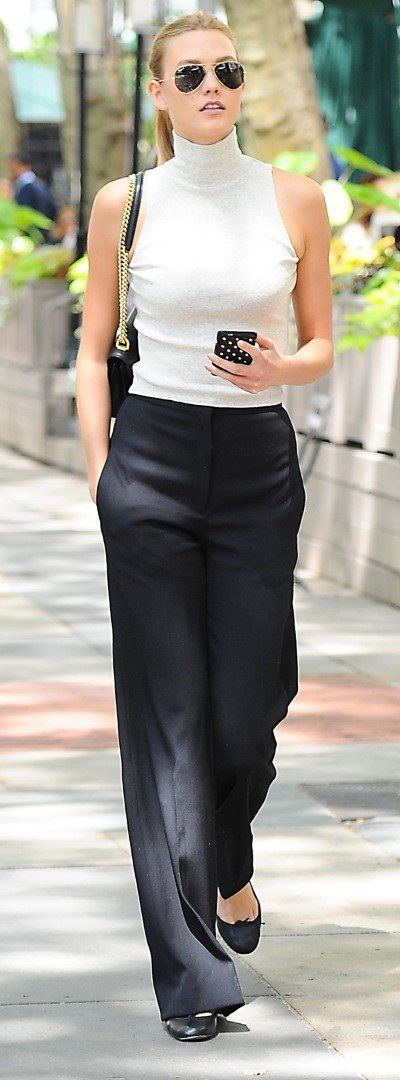 Summer elegant office outfit idea