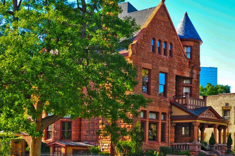 Denver Bed And Breakfast Capitol Hill Mansion Gallery