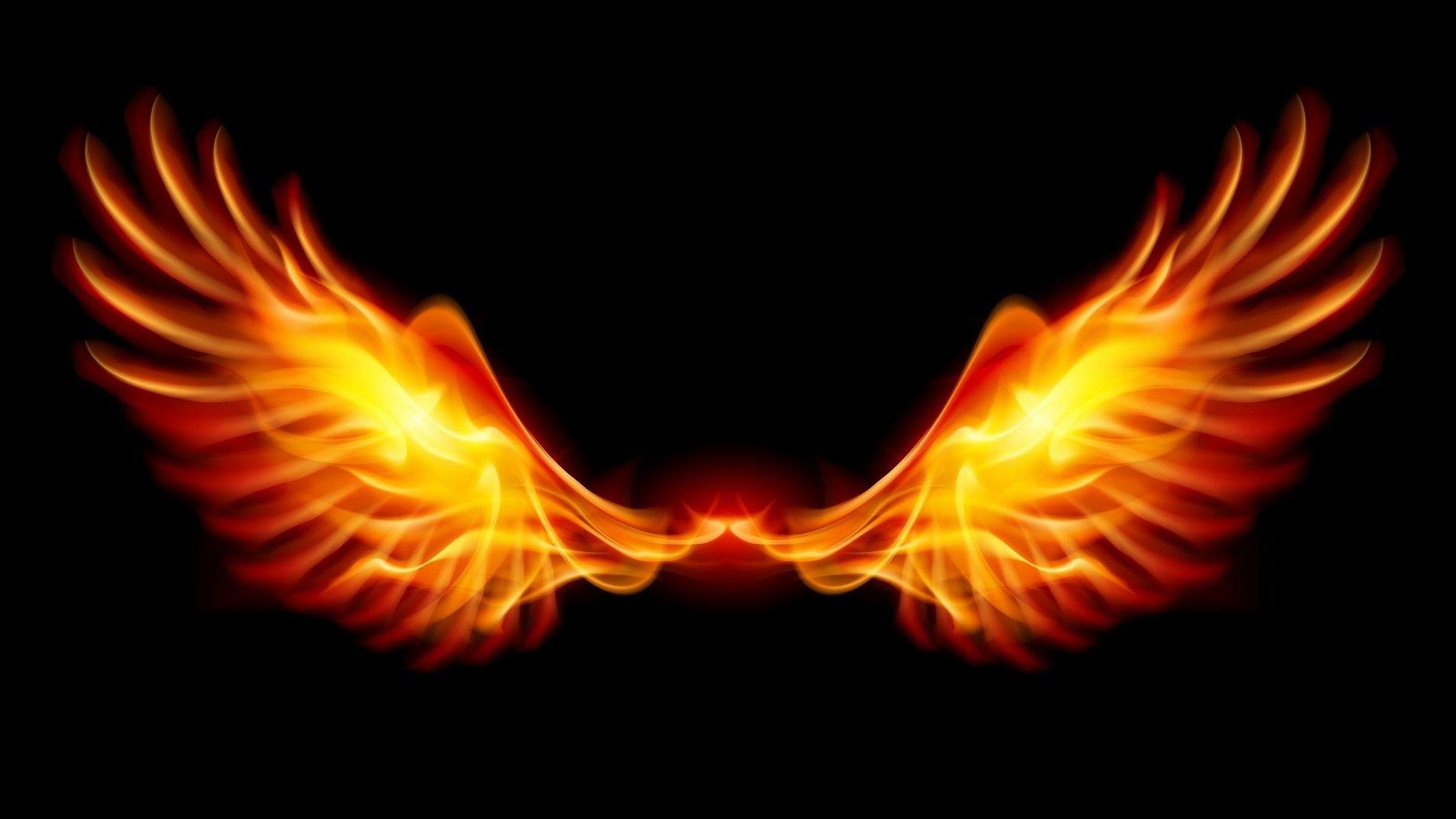 Phoenix Bird Desktop Backgrounds Hd Karya Seni 3d Gambar Bergerak Seni 3d