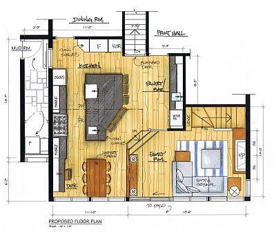 Floor Plans Interior Plan