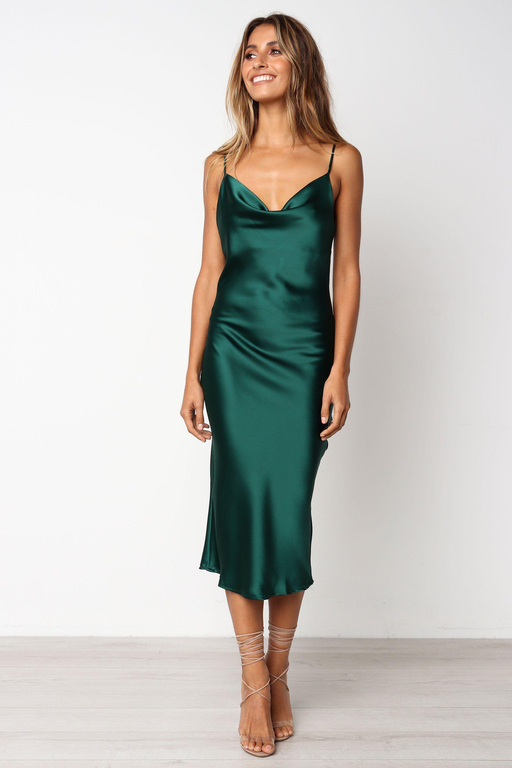e24bd3dc792a Persia Dress - Green. Persia Dress - Green Brudepiger
