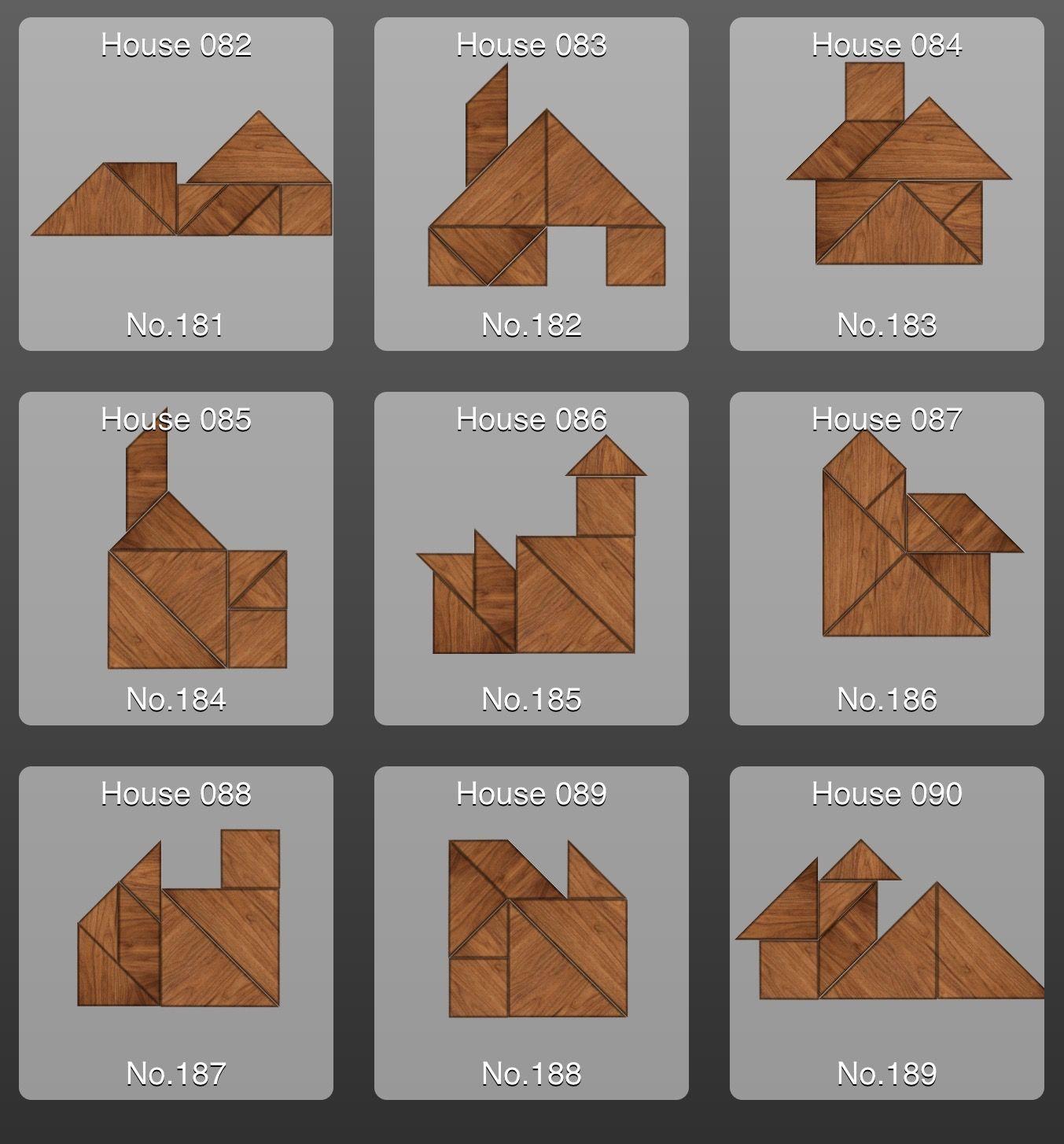 Pin Van Art Teacher Op Tangrams Met Afbeeldingen