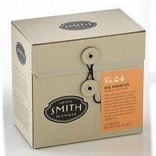 Smith Teamaker Big Hibiscus Herbal Tea (6x15 Bag)