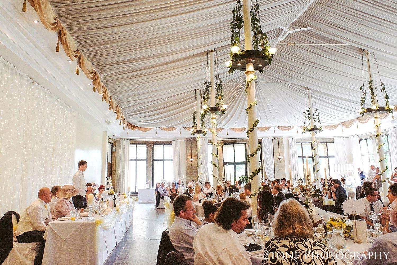beamish hall helen and callum winter garden wedding and wedding