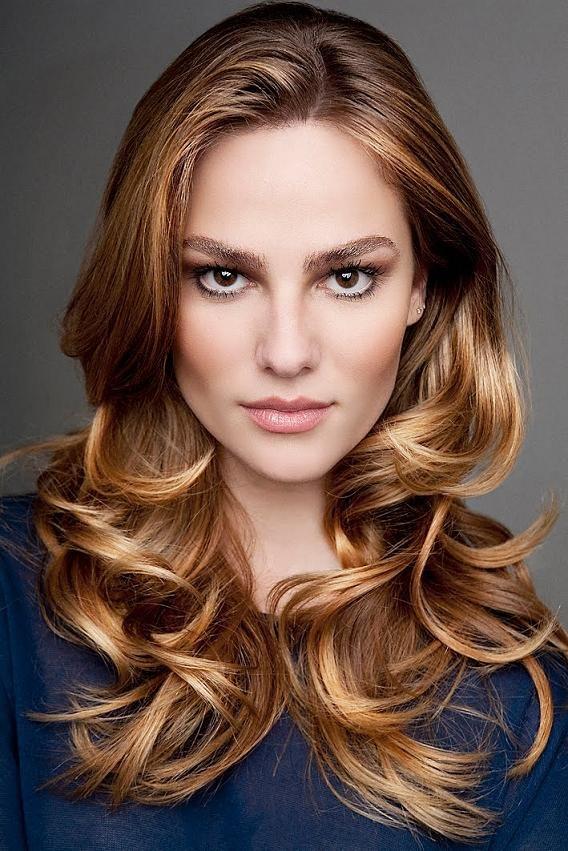 cabelo-com-luzes | Cabelos | Luzes cabelo, Cabelo e ...