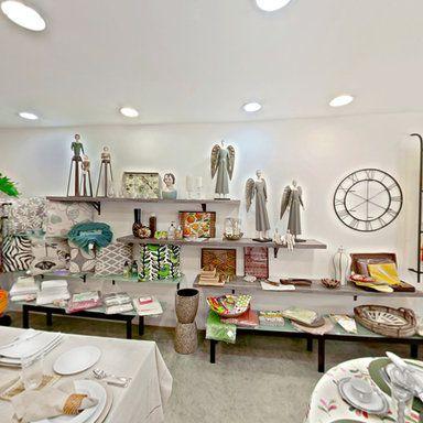 Visual Merchandising at La Mezza. Interior Decor Store.