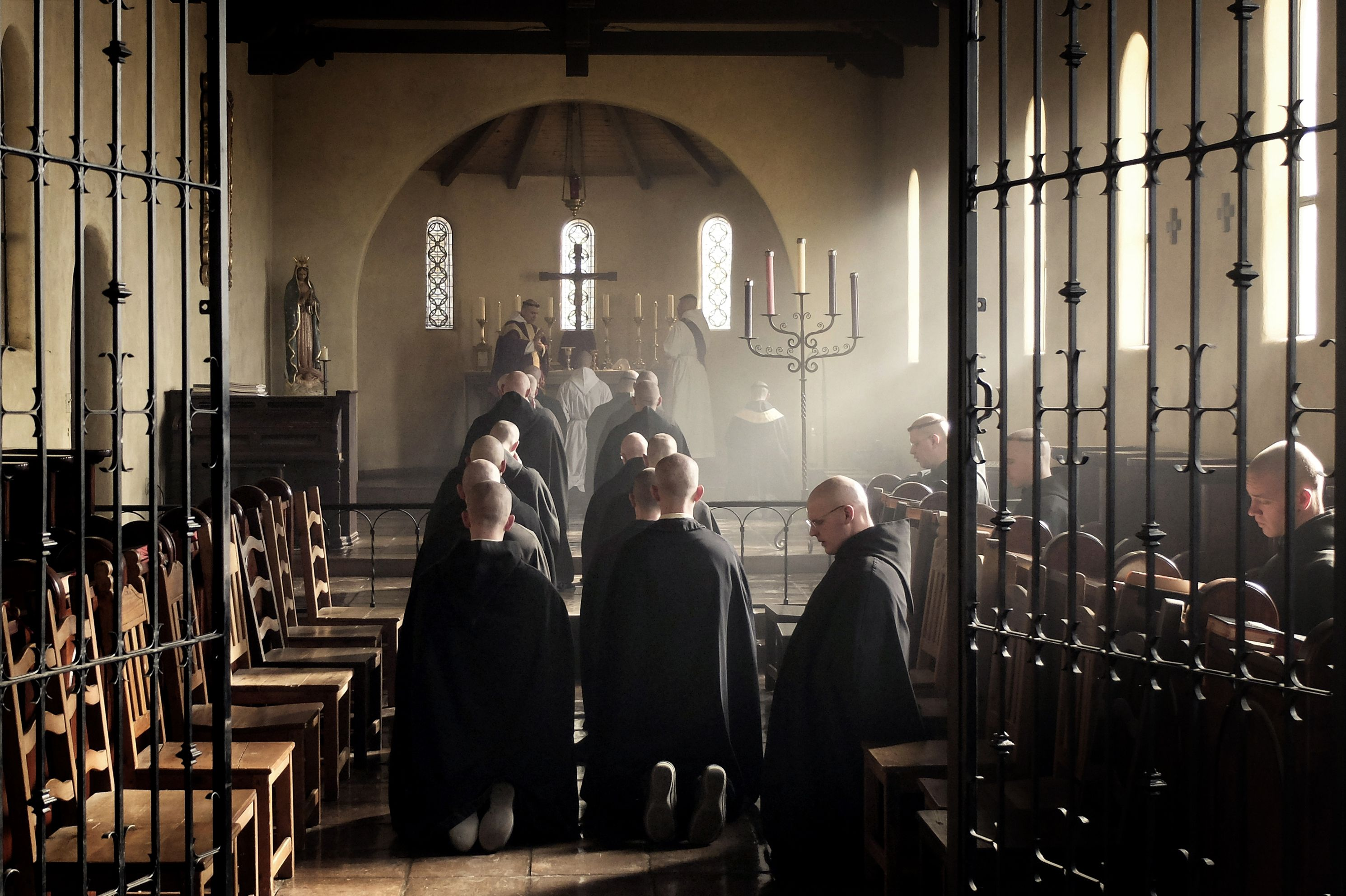 gregorian chant and benedictine monks Listen to your favorite songs from gregorian chants (remastered) by benedictine monks of the abbey saint maurice et saint maur, clervaux, luxemburg now stream ad-free with amazon music unlimited on mobile, desktop, and tablet.