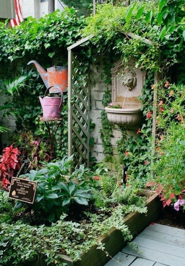 Inspiration For Small Narrow Garden Google Search Small