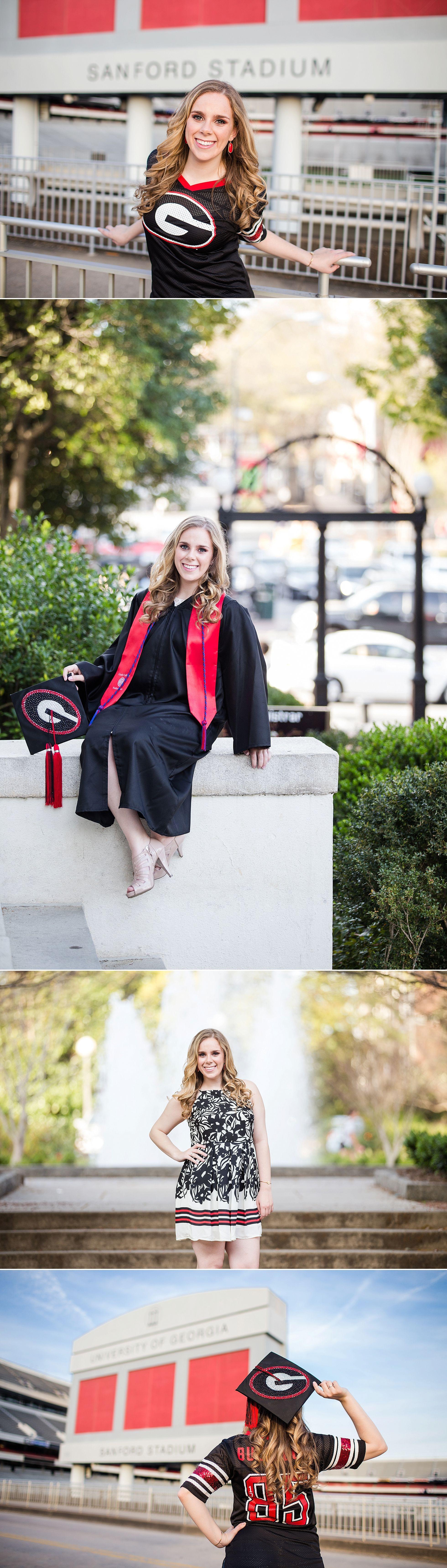 University of Georgia Graduation photos | UGA Senior session ...