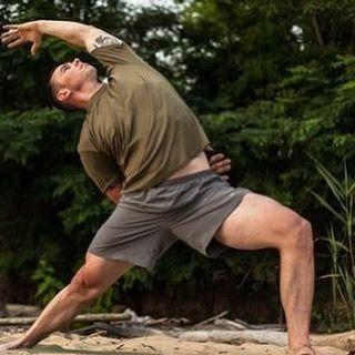 pinjust4yoga on yoga  yoga poses for men warrior