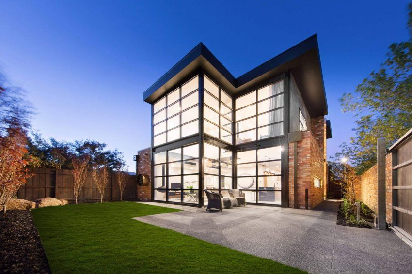 Aspect 11 Designs a Home in the Melbourne Suburb of Northcote ...