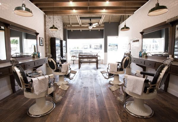 Barber Shop Design Ideas interior barber shop design ideas hair salon designs ideas salon interior design ideas beauty salon layout design salon by design beauty parlor furniture Modern Barber Shop Interior Home Decorating Ideas