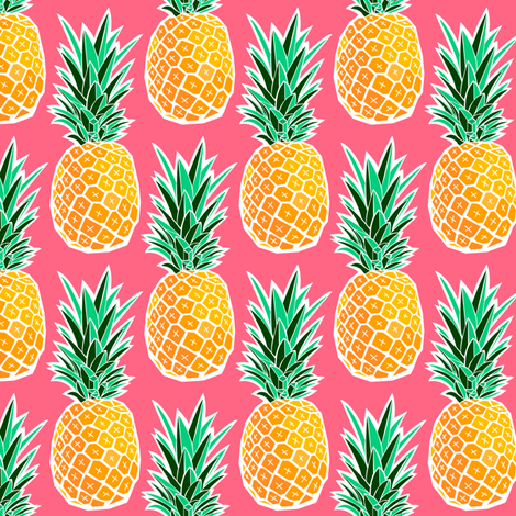 Colorful fabrics digitally printed by Spoonflower ...