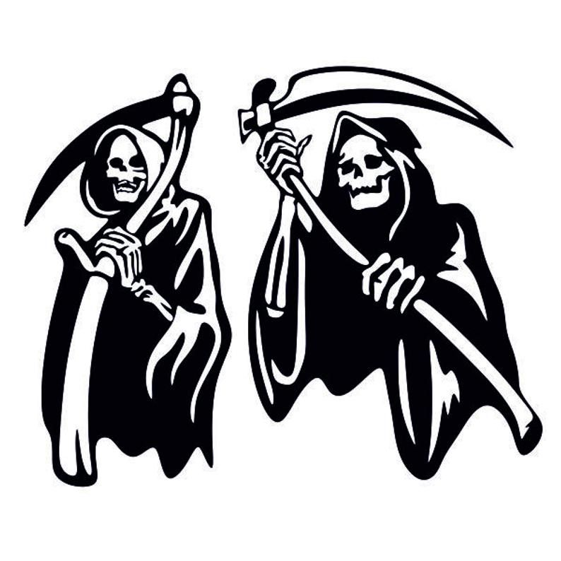 Grim Reaper Halloween Cuttable Svg Png Dxf Eps Designs Cameo Etsy Grim Reaper Drawing Grim Reaper Halloween Reaper Drawing