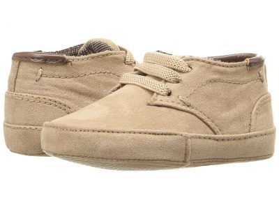 Kenneth Cole Reaction Kids - Baby Real Deal (Infant) (Brown) Boy's Shoes